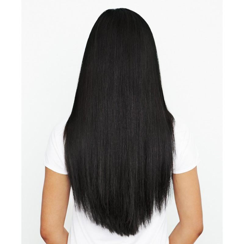 Как сделать чёрные волосы коричневыми